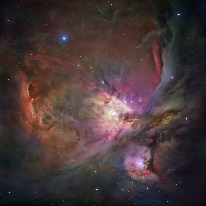 New Distance to the Orion Nebula by Ken Croswell
